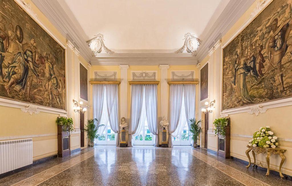 Palazzo Gio Carlo Brignole - GENOVA